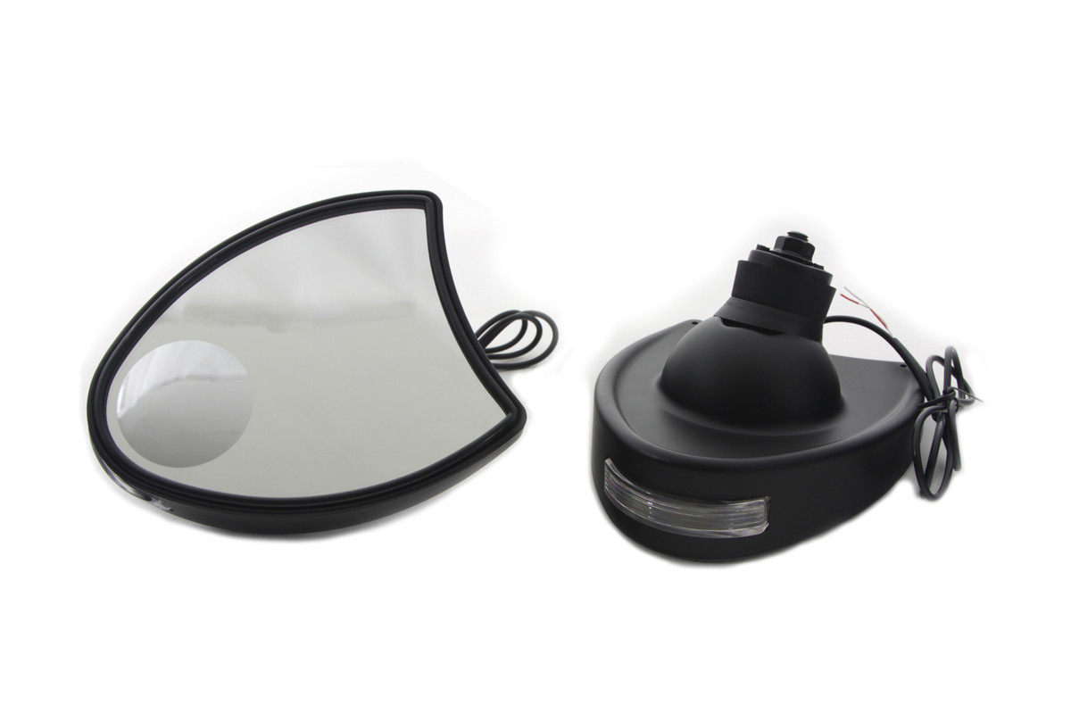 Fairing Mirror Set Black