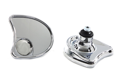 Split Vision Fairing Mount Mirror Set