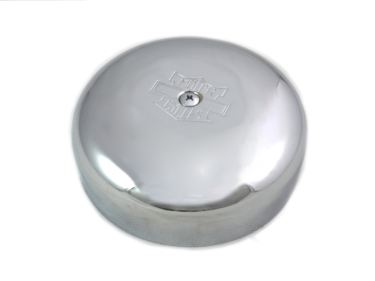 "7"" Round Air Cleaner Chrome"