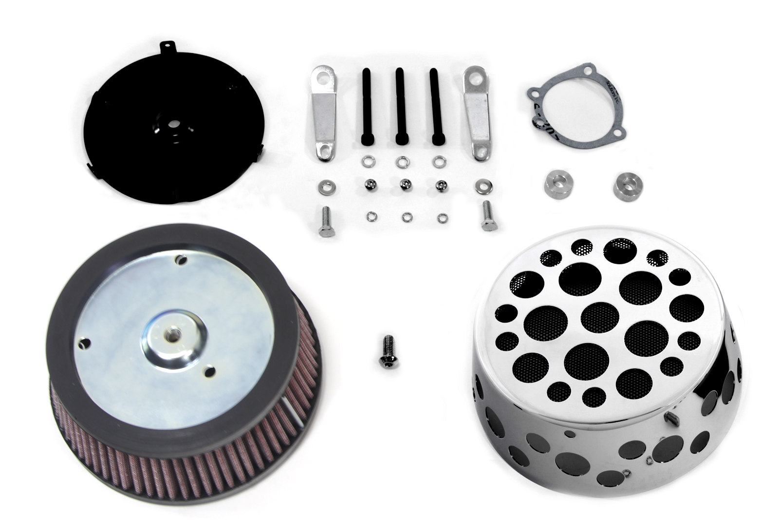 Air Cleaner Kit with Holes