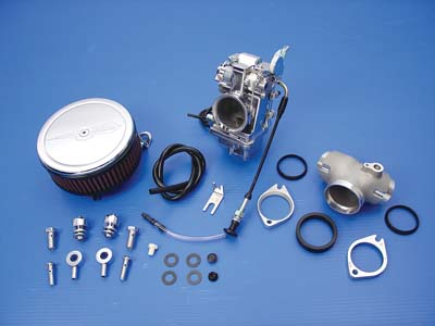 Mikuni 48mm Carburetor Kit