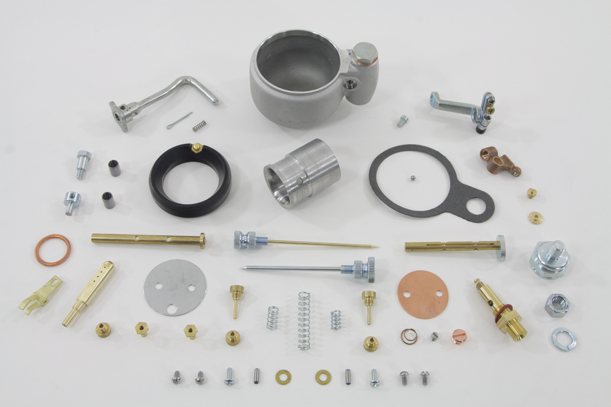 Linkert M88 Carburetor Hardware Kit