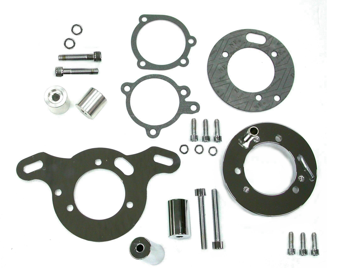 S&S Air Cleaner Adapter Kit