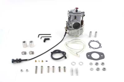 Edelbrock 42mm Spigot Mount Carburetor Kit