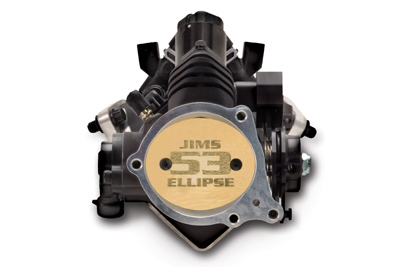 Jims Ellipse 53mm Throttle Body