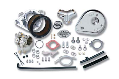 "S&S 2-1/16"" Super G Carburetor Kit"