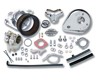 "S&S 1-7/8"" Super E Carburetor Kit"