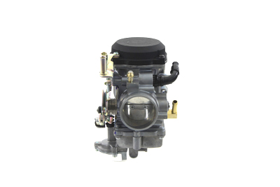 OE 38mm Keihin CV Carburetor Natural Cast Finish