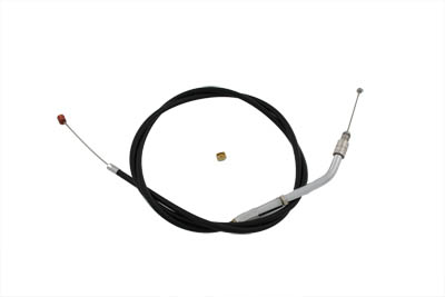 "38"" Black Throttle Cable"