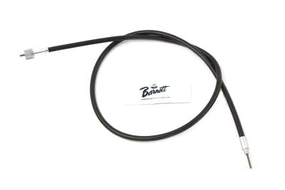 "39"" Black Speedometer Cable"