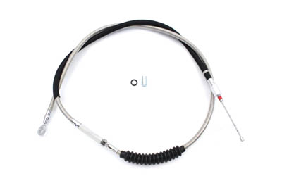 "62.51"" Braided Stainless Steel Clutch Cable"