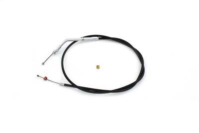 "37.375"" Black Throttle Cable"