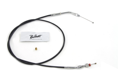 "Black Throttle Cable with 41"" Casing"