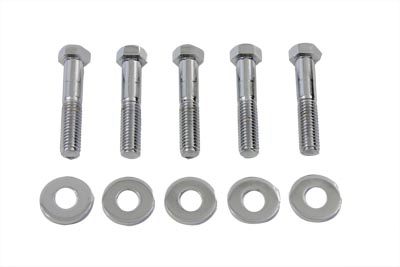 Rear Pulley Bolt Set Hex Type