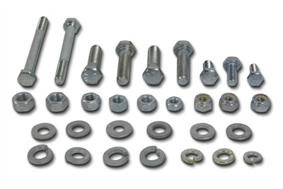 Front Motor Mount Bolt Kit