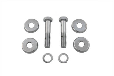 Riser Bolt Kit Chrome