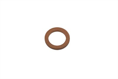 Footpeg Seal Washers Copper