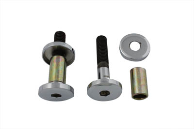 Riser Bolt Kit Allen Type Chrome