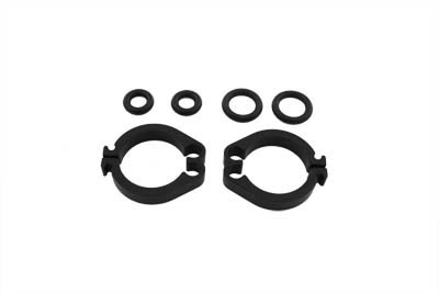Dual Throttle Clamp Black