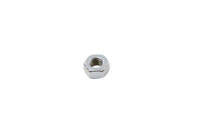 "Hex Nut 7/16""-20 Chrome"