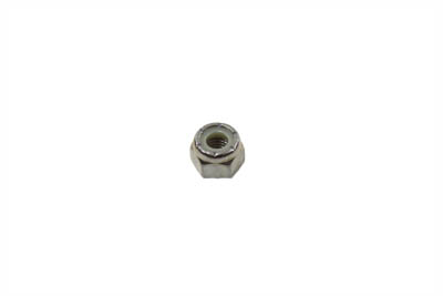 Chrome Axle Nut, Hex Style