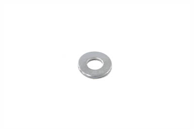 "Chrome Flat Washers 7/16"", Extra Thick"