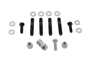 Inner Primary Mount Kit Aluminum
