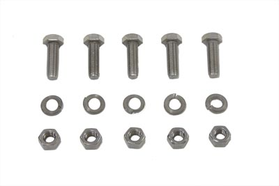 Bolt Set Stainless Steel
