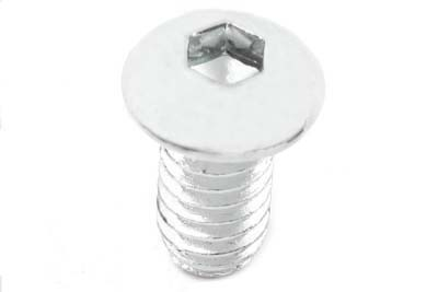 "Allen Button Head Screws Chrome 5/16"" X 1-1/2"""