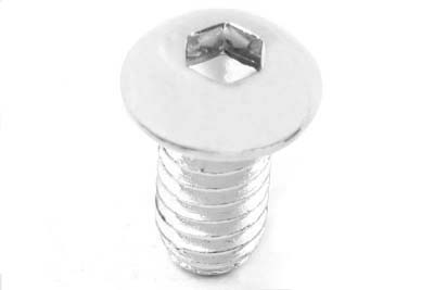 "Allen Button Head Screws Chrome 5/16"" X 1-3/4"""