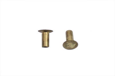 Brake Lining Rivets Short Brass