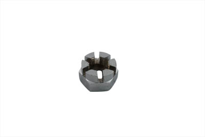 Front Axle Nut Chrome