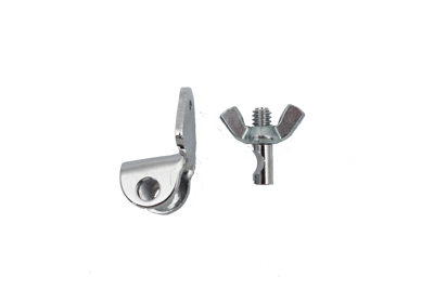 Chrome Mechanical Brake Switch Hardware