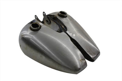 Bobbed 5.0 Gallon Gas Tank Set