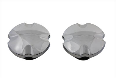 Billet Gas Cap Set Vented and Non-Vented