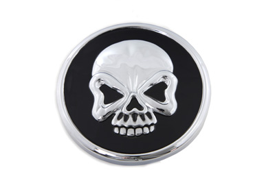Skull Style Gas Cap Vented