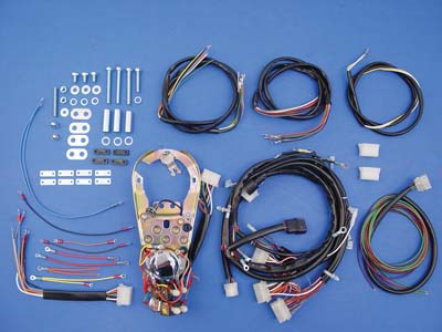 5 Light Dash Base Wiring Harness Assembly