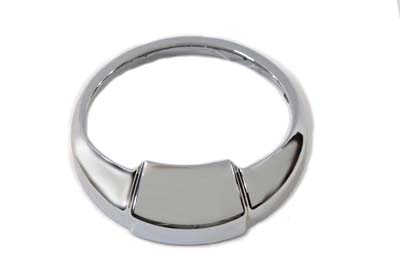 Chrome Speedometer Visor Ring