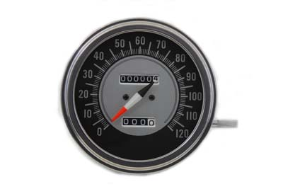 Speedometer with 2:1 Ratio