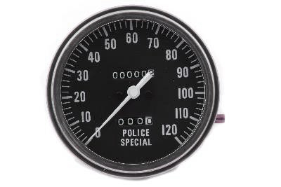 Police Special 1:1 Speedometer