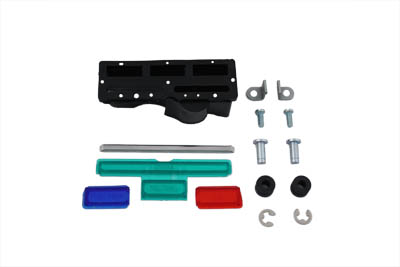 Dash Panel Lens Hardware Kit