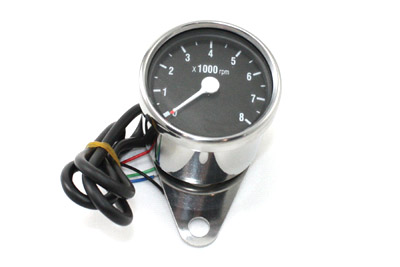 Mini 60mm Electronic Tachometer