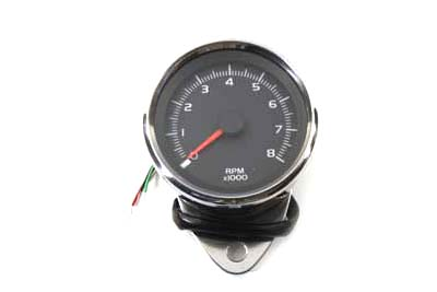 Electronic 80mm Tachometer