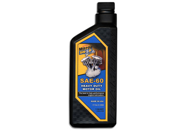 60W Motorshop Ready Oil Heavy Duty