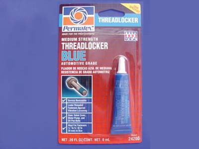 242 Blue Threadlocker Medium Strength