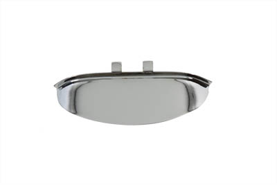 Chrome Tail Lamp Visor