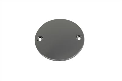 Chrome Domed Ignition System Cover