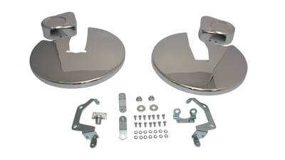 Cover Kit for Brake Caliper and Disc