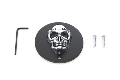 Black Skull Style Point Cover