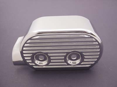 Rear Master Cylinder Cover Finned Style